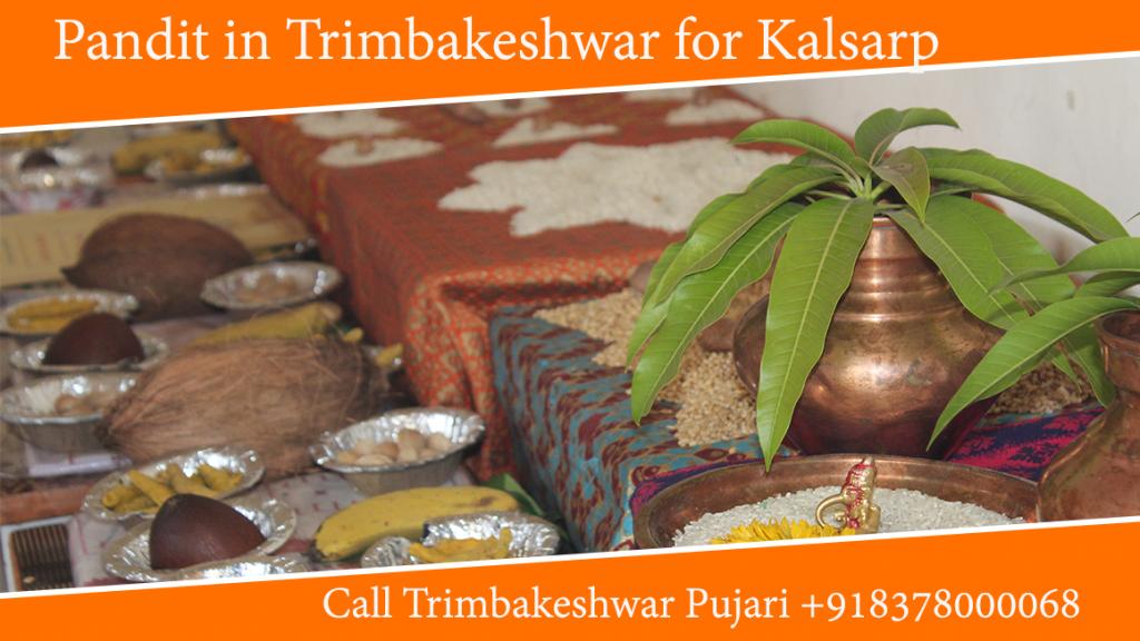 Pandit in Trimbakeshwar for Kalsarp