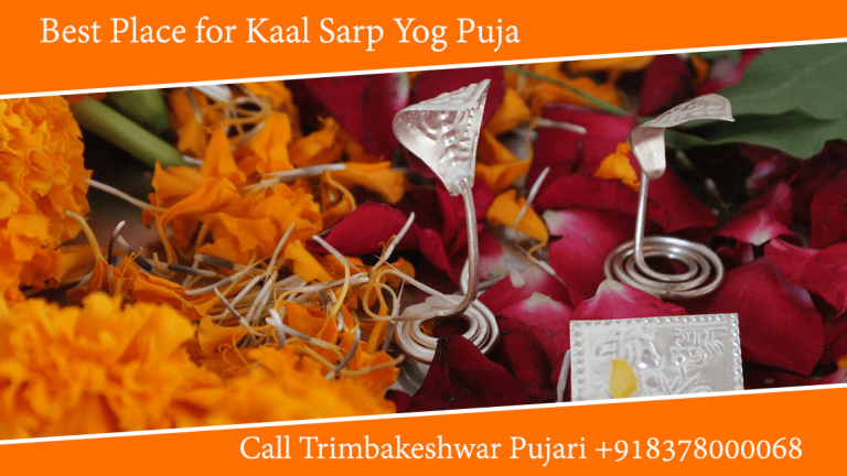 Best place for kaal sarp yog puja