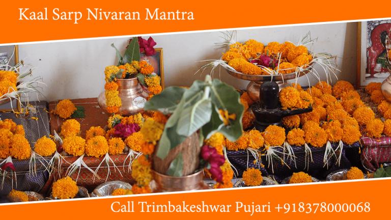 Kaal Sarp Nivaran Mantra