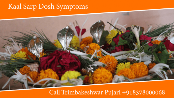Kaal Sarp Dosh Symptoms