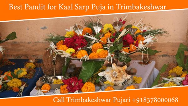 Best Pandit for Kaalsarp Puja in Trimbakeshwar